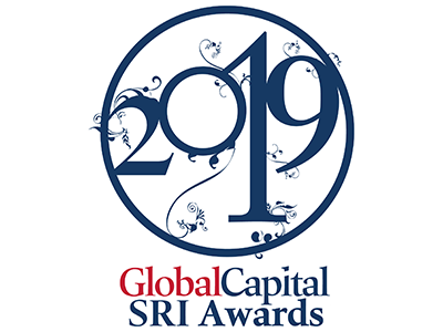 Logo des GlobalCapital SRI awards