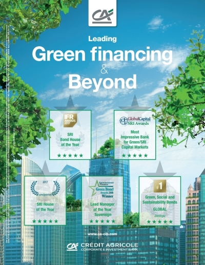 Excelling in Green Bonds